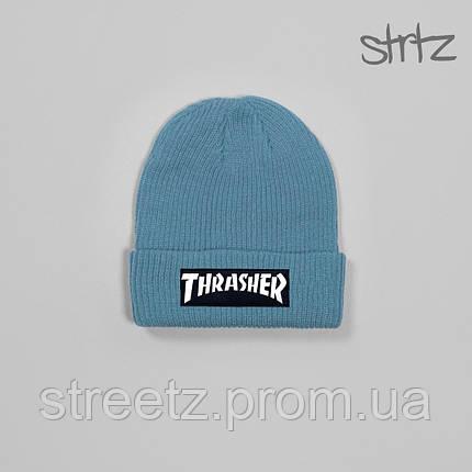 Шапка зимняя Thrasher / Трешер , фото 2
