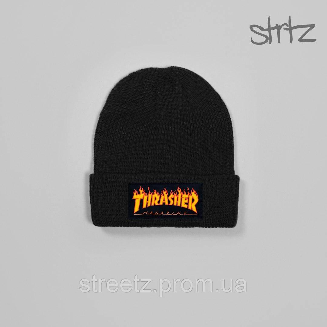 Шапка зимняя Thrasher / Трешер