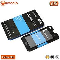 Захисне скло Mocolo Meizu M3s Full cover (Black), фото 1