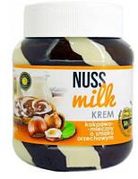 Шоколадно-ореховая крем-паста  Nuss Milk 400 г