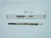 Свеча накаливания Fiat Scudo 1.6 D Multijet; 5960.F9