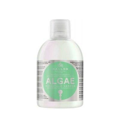 Увлажняющий шампунь Kallos ALGAE 1000 мл c экстрактом водорослей и оливковым маслом