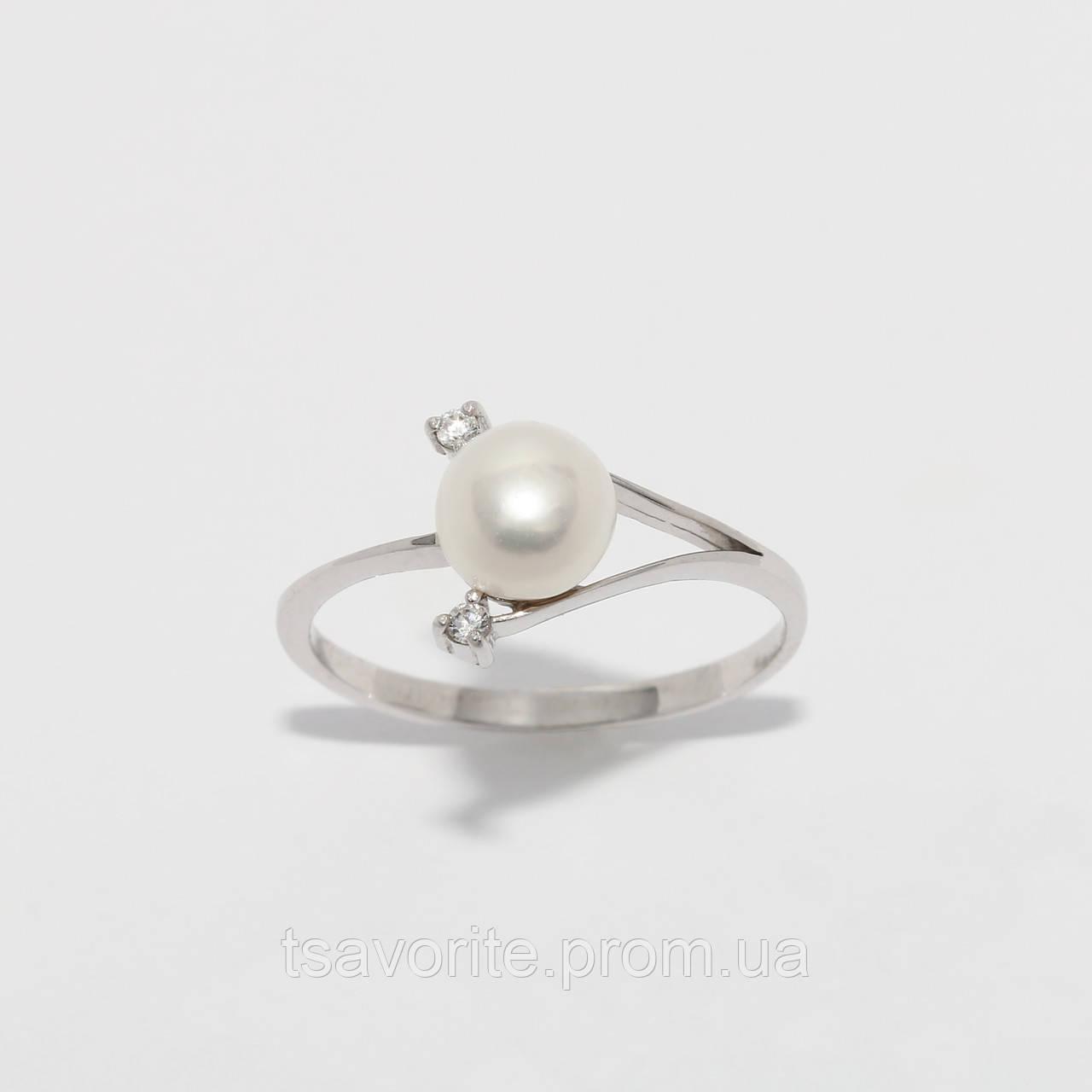 Серебряное кольцо 143КЮ