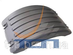 Крыло заднее часть верхняя (высокое 19см) SCANIA 4R/P 5R/P 6R/P T640082 ТСП