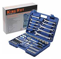 Набор инструментов King Roy 82 предмета