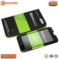 Защитное стекло Mocolo Meizu Pro 6 Full Cover (Black), фото 1