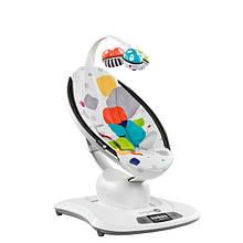 Електронний шезлонг-гойдалка 4moms MamaRoo Smart різнобарвна прокат в Харкові