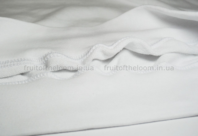 Белый мужской лёгкий реглан
