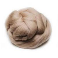 Пряжа для валяния 26-29 микрон (цвет: пудра)