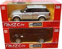 Автомодель Uni Fortune Модель - Range Rover Sport с инерционным механизмом (серебристый) 1:32