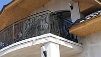 Кованые балконы 20001