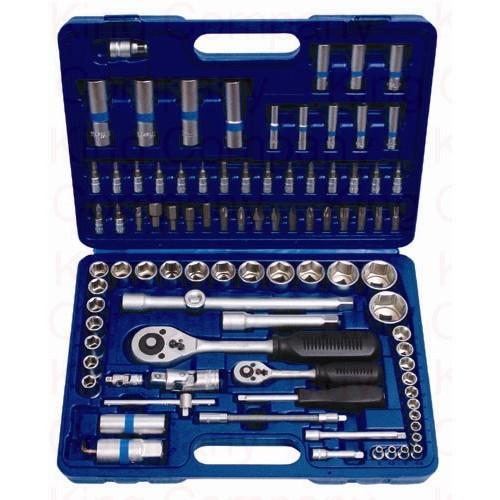 Набор инструментов King Roy 108-MDA (108 предметов)