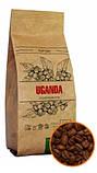 Кофе Uganda, 100% Робуста, 250грамм, фото 2