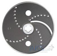 Moulinex MS-5867560 Диск для тонкой нарезки / мелкой терки (2-х сторон.) для кух. комб.
