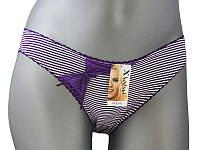 Трусики хлопковые 40-42 размер фиолетовые, фото 1