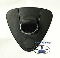 Буксировочный узел с кольцом (нержавеющая сталь) для надувных лодок ПВХ