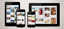 Вафельні картинки Телефони і Планшети