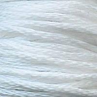 Мулине DMC (ДМС) для вышивания, №blanc, White (Белый)