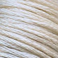 Мулине DMC (ДМС) для вышивания, №Ecru, Ecru (Кремовый)