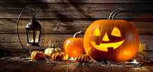 Вафельные картинки Halloween
