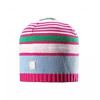 Демисезонная шапка для девочек Reima 528510-462А Размер 52 и 54.
