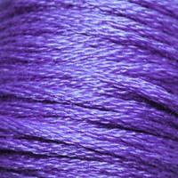 Мулине DMC (ДМС) для вышивания, №3746, Blue Violet - dk  (Сине-фиолетовый, т. )