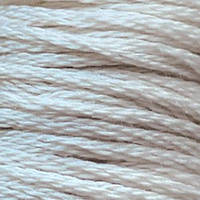 Мулине DMC (ДМС) для вышивания, №3866, Mocha Brown - ultra vy lt  (Мокка, ультра св. )