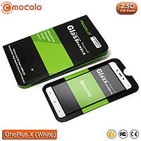 Защитное стекло Mocolo OnePlus X (White), фото 1