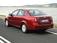 Авточехлы Chevrolet Lacetti EMC Elegant