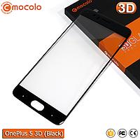 Защитное стекло Mocolo OnePlus 5 3D (Black)