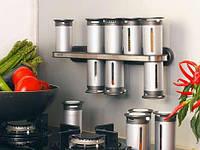 Набор для специй Gravity Magnetic Spice Rack
