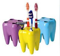 Подставка для зубной щетки Зубки