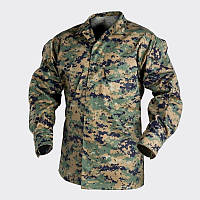 Китель USMC - PolyCotton Twill - Digital Woodland ||BL-USM-PT-07
