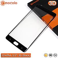 Защитное стекло Mocolo OnePlus 3/3T 3D (Black)
