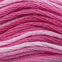 Мулине DMC (ДМС) для вышивания, №48, Розовый меланж