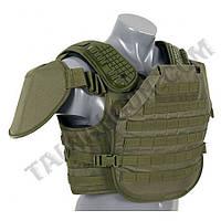 Разгруз. жилет Armor Chassis койот ||M51611001-TAN