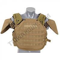 Разгруз. жилет Armor Chassis койот   M51611001-TAN