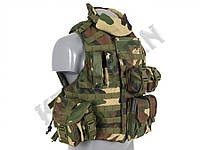 Разгруз. жилет Interceptor Body Armour US Woodland ||M51611162-WL