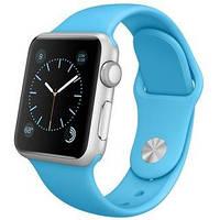 Ремень Apple Sport Band for Apple Watch 38mm (Blue)