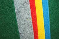 Фетр 2мм. 25х25см. (цвет: голубой)