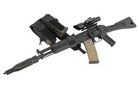 AK/SVD - планка Weaver боковая [Cyma]