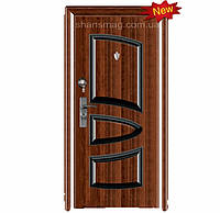 Входная металлическая дверь квартирная А-008