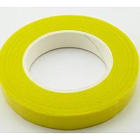 Флористическая лента (цвет: желтый)