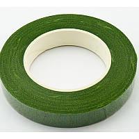 Флористическая лента (цвет: зеленый)