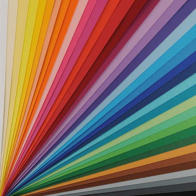Картон цветной 50x70 см