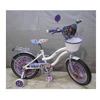 Велосипед детский Принцеса София