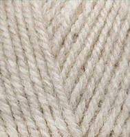 Alize Alpaca Royal №152 бежевый меланж