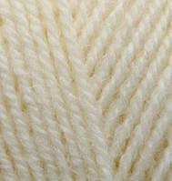 Alize Alpaca Royal №01 кремовый