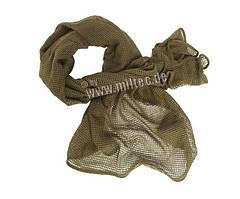 Сетка-шарф маскировочная COYOTE
