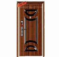 Входная металлическая дверь квартирная А-011